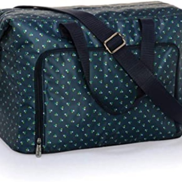Thirty-one Essentials Carry-All - Dot Trio NEW